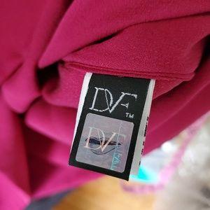 Diane Von Furstenberg Tops - Diane Von Furstenberg 100% Silk Draped Top